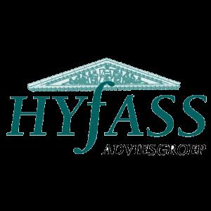 Hyfass logo - optimaal